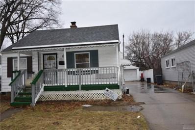 17644 Harman Street, Melvindale, MI 48122 - MLS#: 219010967