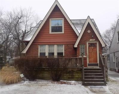 1067 Alberta Street, Ferndale, MI 48220 - MLS#: 219011001