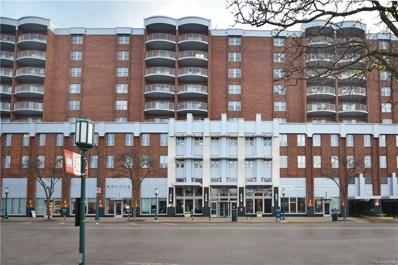 411 S Old Woodward Avenue UNIT 812, Birmingham, MI 48009 - #: 219011422