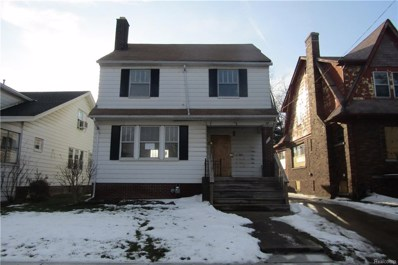 3961 Berkshire Street, Detroit, MI 48224 - MLS#: 219011526