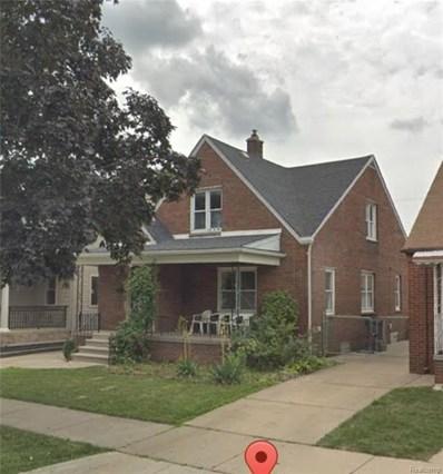 6607 Payne Avenue, Dearborn, MI 48126 - MLS#: 219011611