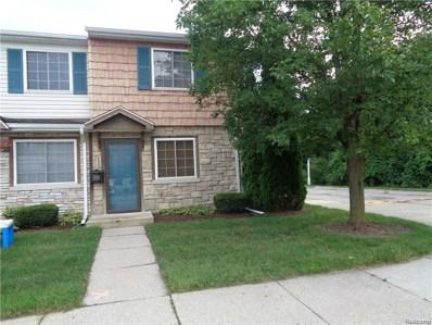 16599 Terrace Village Drive, Taylor, MI 48180 - MLS#: 219012033