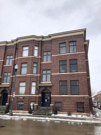112 Watson Street, Detroit, MI 48201 - MLS#: 219012264