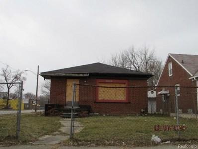 15301 Stout Street, Detroit, MI 48223 - MLS#: 219012268