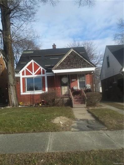 12742 Turner Street, Detroit, MI 48238 - MLS#: 219012403