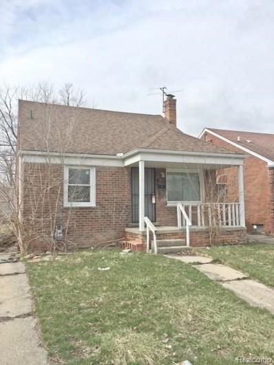 7703 Minock St, Detroit, MI 48228 - MLS#: 219012418