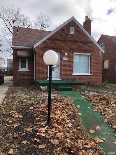 18970 Strathmoor Street, Detroit, MI 48235 - MLS#: 219012435