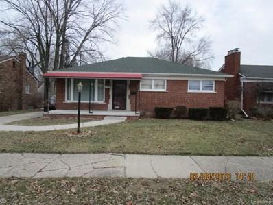 19180 Tyrone Street, Detroit, MI 48236 - MLS#: 219012641