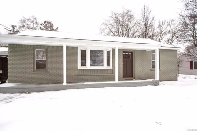 1881 June Avenue, Rochester Hills, MI 48309 - MLS#: 219012674
