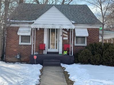 18231 Mansfield Street, Detroit, MI 48235 - MLS#: 219012796