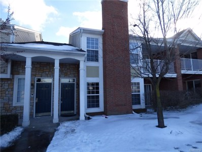 5829 Pine Aires Drive UNIT 162, Sterling Heights, MI 48314 - MLS#: 219013053