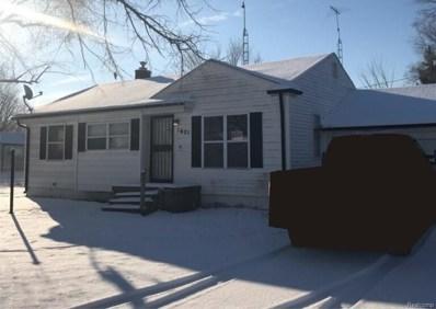 1621 Shamrock, Flint, MI 48505 - MLS#: 219013206