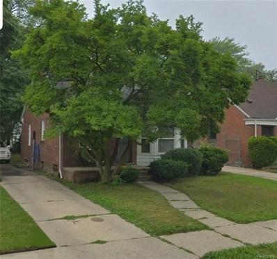 20227 Gilchrist Street, Detroit, MI 48235 - MLS#: 219013396