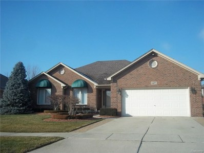 54271 Jeffery Drive, Macomb Twp, MI 48042 - MLS#: 219013494