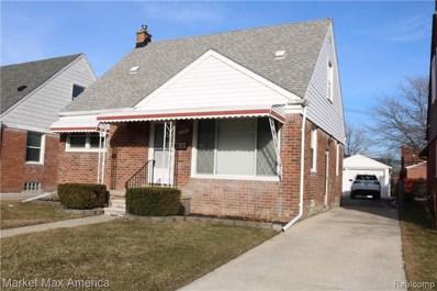 27934 Grant Street, St. Clair Shores, MI 48081 - MLS#: 219013552