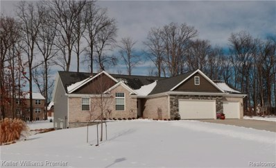 8350 W Chase Court, Goodrich Vlg, MI 48438 - MLS#: 219013668