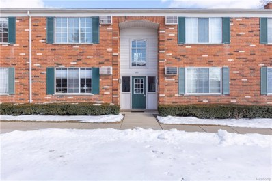 433 Miller Avenue UNIT 203, Rochester, MI 48307 - MLS#: 219013801