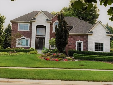 18213 Parkshore Drive, Northville Twp, MI 48168 - MLS#: 219013841