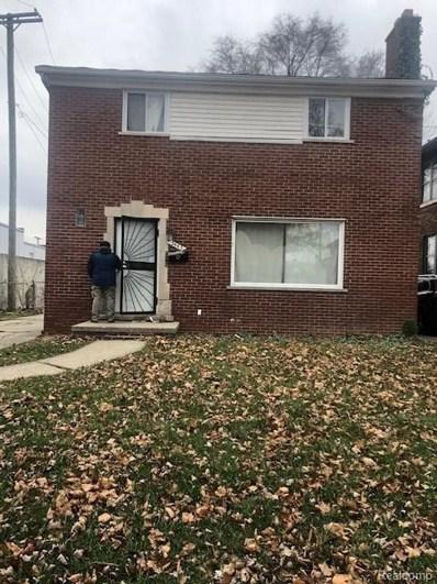 3445 Harvard Road, Detroit, MI 48224 - MLS#: 219014142