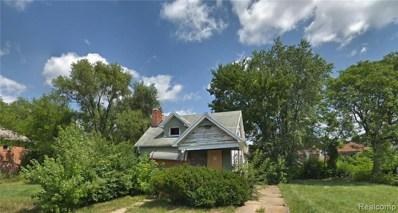 12644 Cherrylawn Street, Detroit, MI 48238 - MLS#: 219014144