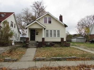 15922 Woodingham Drive, Detroit, MI 48238 - MLS#: 219014273