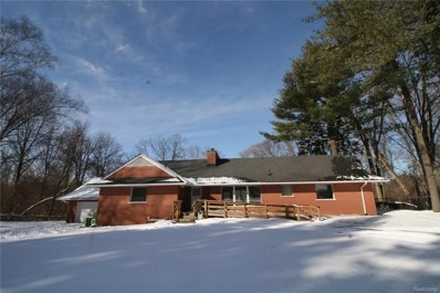22410 Brookside Drive, Southfield, MI 48033 - MLS#: 219014366