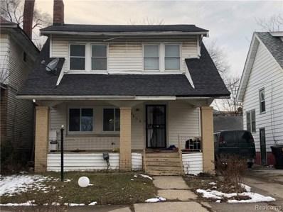 3016 Montgomery Street, Detroit, MI 48206 - MLS#: 219014456