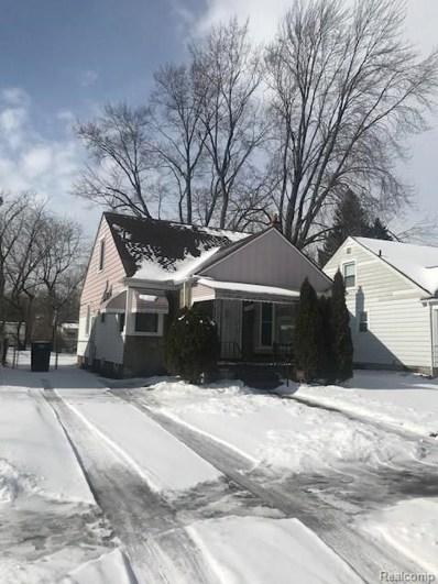 19727 Greenview Avenue, Detroit, MI 48219 - MLS#: 219014509