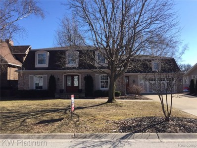 2924 Woodstock Circle, Port Huron, MI 48060 - MLS#: 219014760