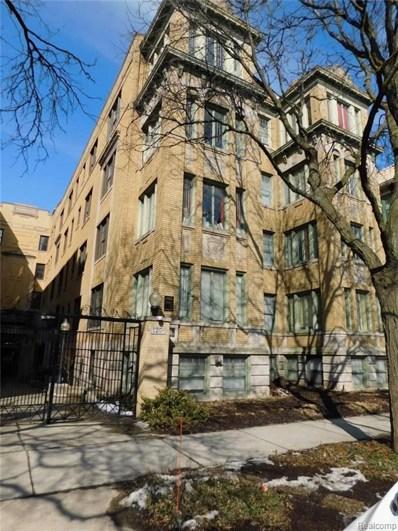 120 Seward Unit# 110 Street UNIT 110, Detroit, MI 48202 - MLS#: 219015145