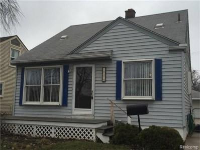 28020 Hughes Street, St. Clair Shores, MI 48081 - MLS#: 219015345