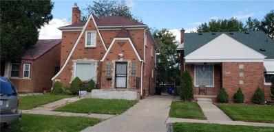 11372 Whitcomb Street, Detroit, MI 48227 - MLS#: 219015895