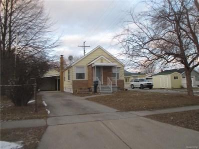 1657 Whipple Street N, Port Huron, MI 48060 - MLS#: 219016173