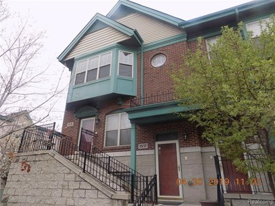 55 Winder Street, Detroit, MI 48201 - MLS#: 219016186