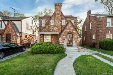 18703 Prairie Street, Detroit, MI 48221 - MLS#: 219016342