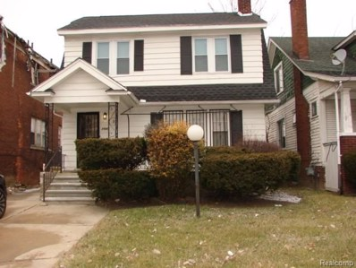 2940 Waverly Street, Detroit, MI 48238 - MLS#: 219016559