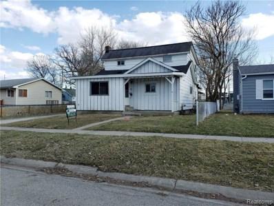 1644 Whipple Street, Port Huron, MI 48060 - MLS#: 219016803
