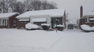 9922 Westwood St, Detroit, MI 48228 - #: 219017754