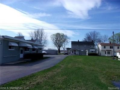 6123 Pointe Tremble Road, Clay Twp, MI 48001 - MLS#: 219017815