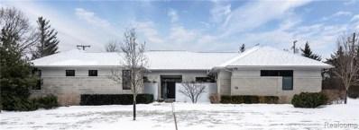 36 Maywood Avenue, Bloomfield Twp, MI 48304 - #: 219018177