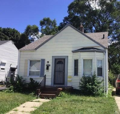 11660 Hubbell Street, Detroit, MI 48227 - MLS#: 219018258