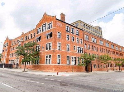 6533 E Jefferson Avenue UNIT 310, Detroit, MI 48207 - MLS#: 219018538