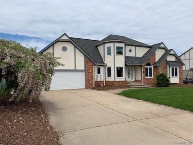 5684 Parshall Drive, Shelby Twp, MI 48316 - #: 219018580