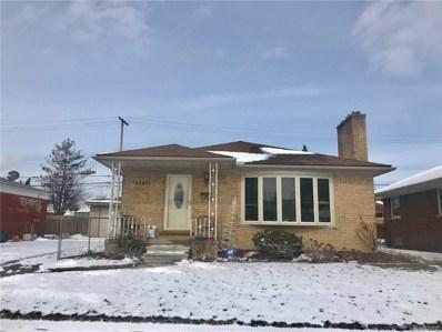 17911 Elizabeth Street, Roseville, MI 48066 - MLS#: 219018583