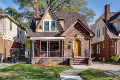 16224 Roselawn Street, Detroit, MI 48221 - MLS#: 219018804