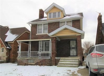 3801 Pasadena Street, Detroit, MI 48238 - MLS#: 219018958