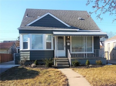 1511 Cleveland Avenue, Lincoln Park, MI 48146 - MLS#: 219019159