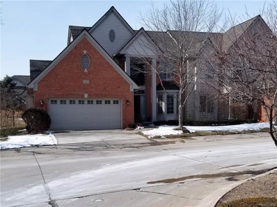 43457 Abbey Cir UNIT 1, Canton Twp, MI 48187 - MLS#: 219019267
