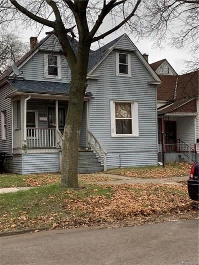 5026 Townsend Street, Detroit, MI 48213 - MLS#: 219019721