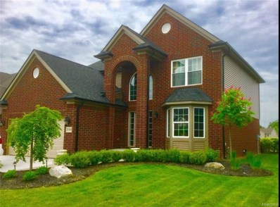 28369 Oakmonte Circle E, Lyon Twp, MI 48165 - MLS#: 219019736